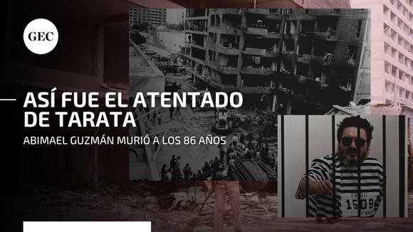 Murió Abimael Guzmán: así fue el atentado terrorista en la calle Tarata