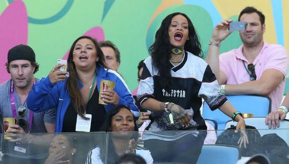 Rihanna quiere comprar al Liverpool de Inglaterra