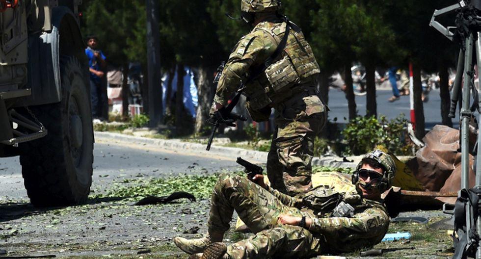 Kabul: Hombre vestido de militar afgano mata a estadounidenses
