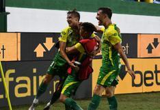 Defensa y Justicia venció 4-2 a Coquimbo Unido y jugará la final de la Copa Sudamericana contra Lanús