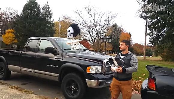 YouTube: video recopila los más graciosos 'fails' de drones