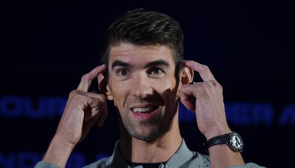 Michael Phelps tiene una nueva faceta en los Juegos Olímpicos de Tokio 2020. (Foto: AFP)