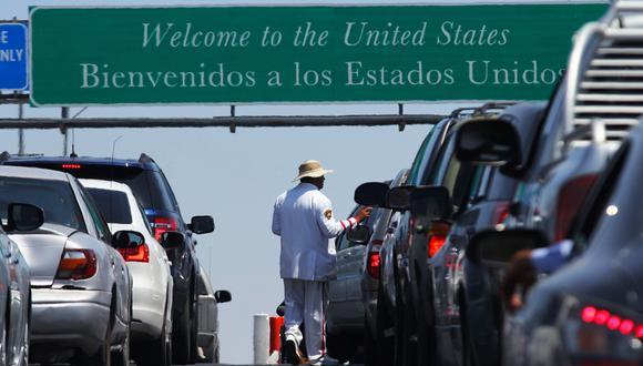 El flujo de mexicanos que se dirigen a El Paso disminuyó tras el tiroteo en un Walmart. (Foto: AFP).