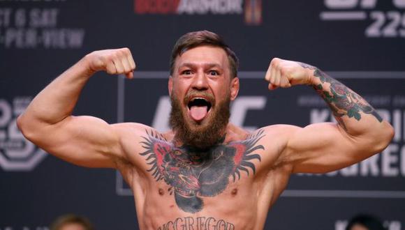 Conor McGregor encabeza la lista de los diez deportistas mejores pagados de Forbes.