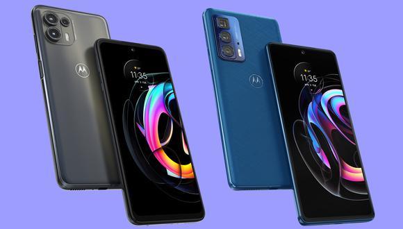 ¿Vas a comprar el Motorola Edge 20 Pro o el Edge 20 Lite? Conoce 5 características del smartphone. (Foto: Motorola)