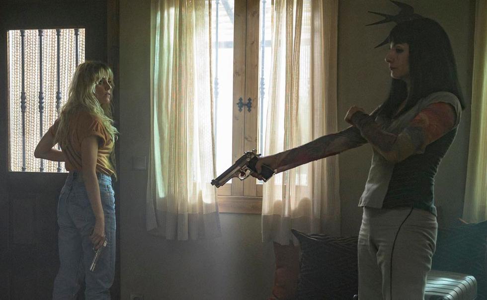 """Escena de """"Vis a vis: El oasis"""". Foto: Fox España"""