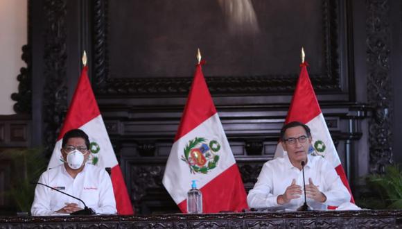 La informalidad, prevalente y mayoritaria, es el sello distintivo de millones de trabajadores y empresas en el país, y deja a la minoría formal a cubrir la cuenta de todo el resto (Foto: Presidencia Perú)