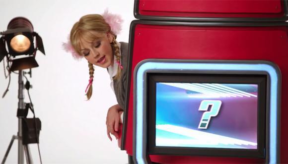 Christina Aguilera y su irreverente imitación de Britney Spears