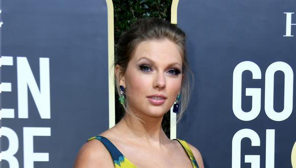 """""""Folklore"""", el álbum de Taylor Swift ha generado más de 500 millones de reproducciones en internet. (Foto: AFP/ Valerie Macon)."""