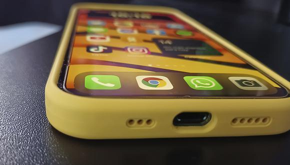 Conoce cómo se fabricó el primer iPhone con puerto USB Tipo-C. (Foto: MAG)