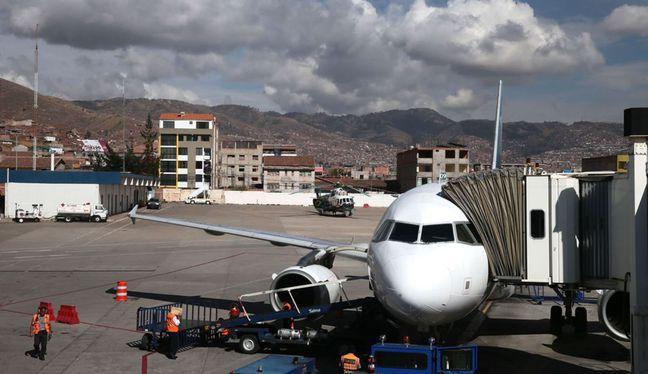 A fines de febrero se realizará el primer vuelo de prueba. (Foto: Andina)