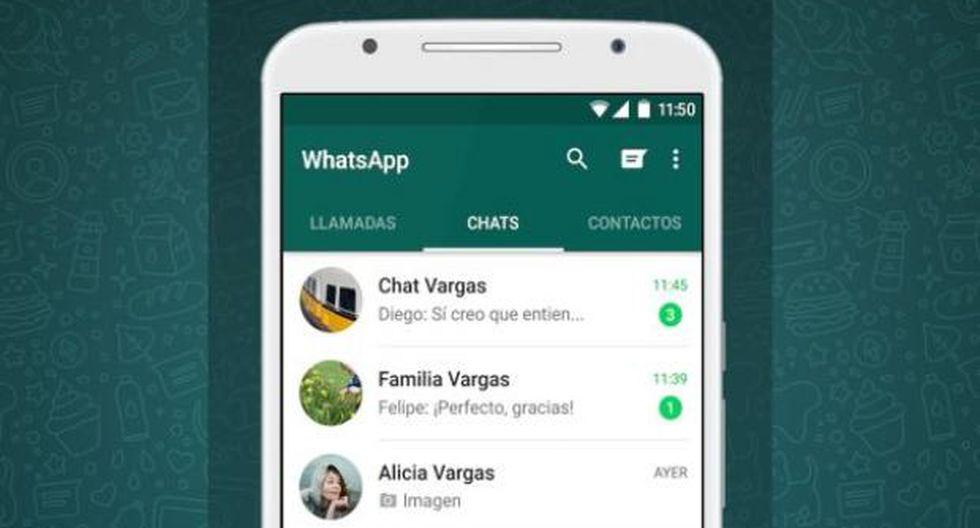 Los códigos de WhatsApp muestran características prontas a llegar. (Foto: WhatsApp)