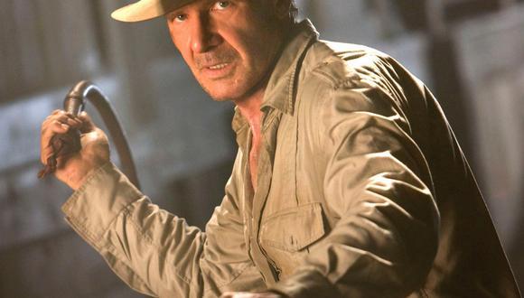 "Harrison Ford como ""Indiana Jones"". (Foto: AP)"