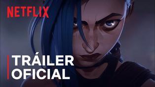 Netflix: Tráiler oficial de 'Arcane' nueva serie animada de League of Legends