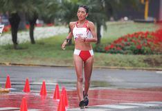 Mary Luz Andia: la gran perseverancia de una marchista olímpica