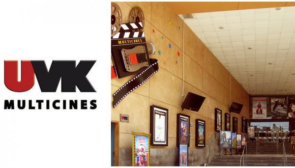 UVK Multicines posee el 4,4% del mercado de cines, con un aproximado de 50 pantallas en el Perú.