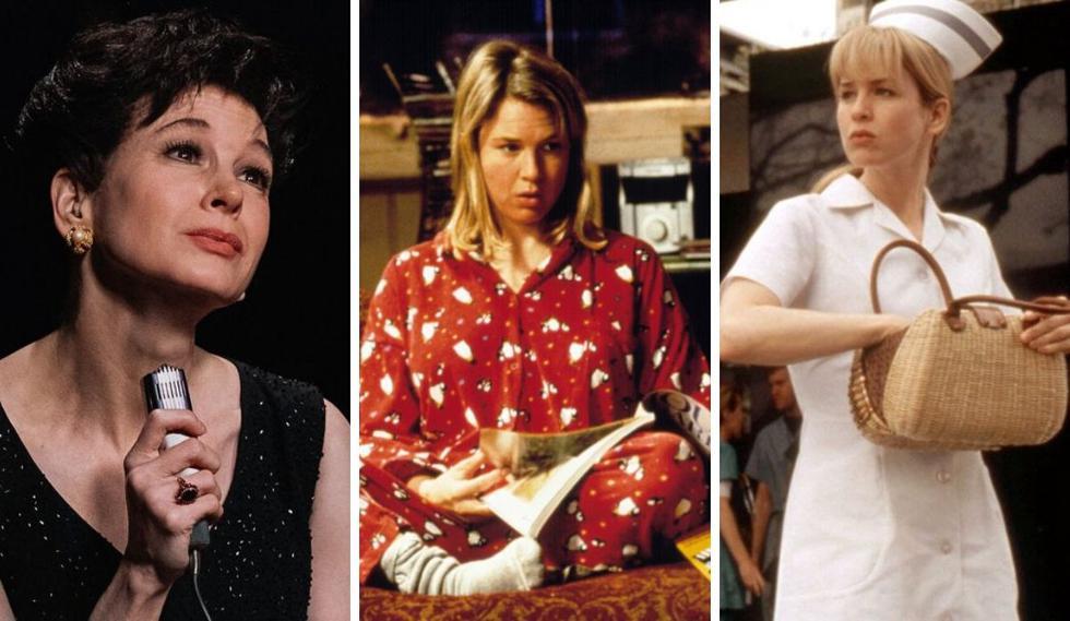 Renée Zellweger cumple 51 años con el premio que añora hace más de una década, el Óscar a mejor actriz. (Composición).
