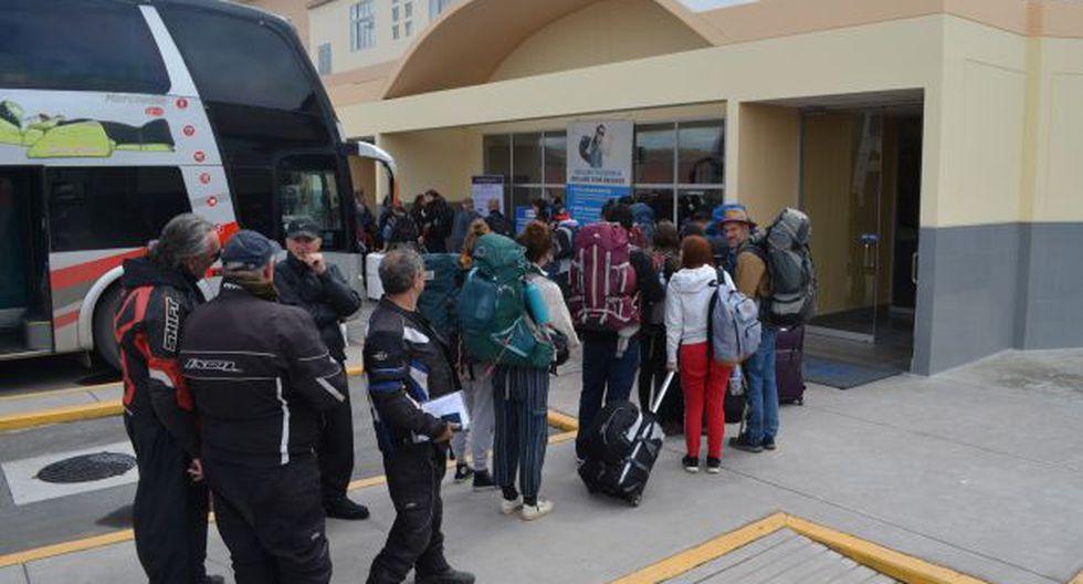 Puno: lanzan nuevo servicio de atención a transportistas en frontera con Bolivia