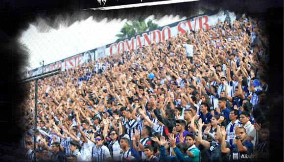 Alianza Lima vs. Atlético Grau: Conoce el cronograma de fiesta preparado en Matute por sus 119 años   FOTO: Twitter Alianza Lima