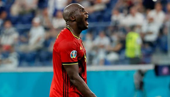 Romelu Lukaku se comparó con Cristiano Ronaldo en la previa del Bélgica vs. Portugal por la Eurocopa 2021 | Foto: REUTERS