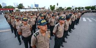 Más de 2 mil policías se suman al pratullaje preventivo de Lima y Callao