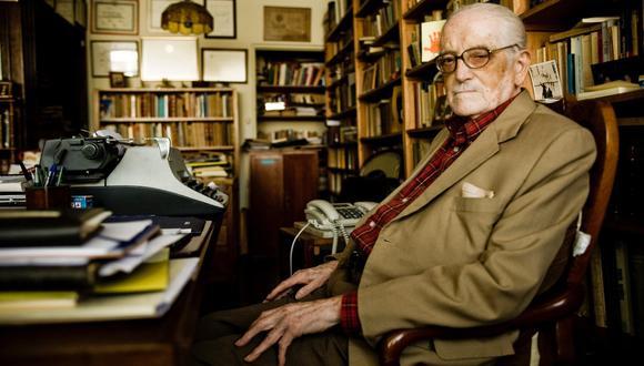Luis Jaime Cisneros Vizquerra murió el 20 de enero del 2011 a los 89 años. Varias generaciones de peruanos, en más de 60 años de cátedra, pasaron por sus aulas, sobre todo en la Universidad Católica y en la Universidad Nacional Mayor de San Marcos. (Foto: Musuk Nolte)