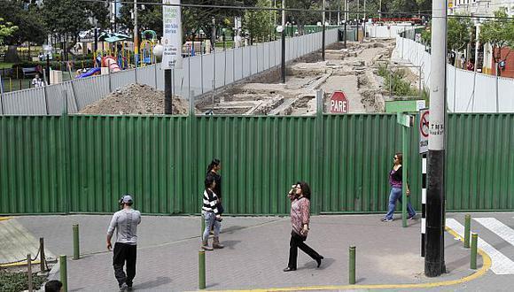 Miraflores rechazó 12 pedidos de cambio para zonas comerciales