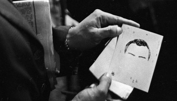 """Los primeros días de 1965, la leyenda de un misterioso malhechor cobró fuerza tras una feroz balacera desatada en la playa Agua Dulce, en Chorrillos. Este hecho se sumó a los otros casos policiales registrados a fines de 1964 e hizo crecer el mito de un """"pistolero fantasma"""" y su auto negro. (Foto: GEC Archivo Histórico)"""