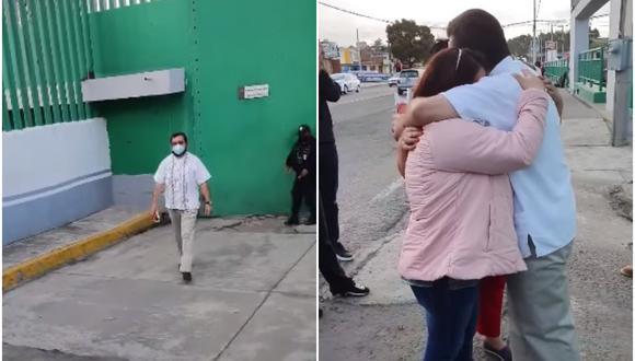 Manuel Germán Ramírez Valdovinos pasó 21 años en prisión por un delito que no cometió. Tras ser liberado, exige que mejoren el sistema penitenciario y ahora ayudará a presos inocentes. (Foto: La Opción De Chihuahua)