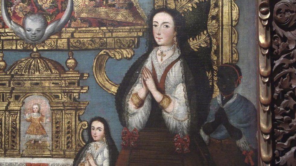 Los historiadores destacan lo poco que saben los chilenos hoy en día sobre el rol que su país jugó en el comercio de esclavos. Foto: BBC Mundo