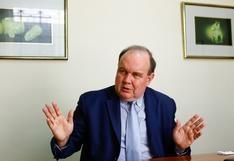 """López Aliaga: """"El Gobierno está cometiendo genocidio al no permitir importación privada de vacunas"""""""