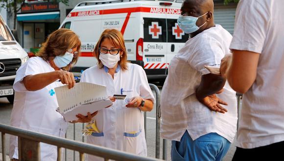Coronavirus en España | Últimas noticias | Último minuto: reporte de infectados y muertos hoy, miércoles 26 de agosto del 2020 | Covid-19 | (Foto: EFE).