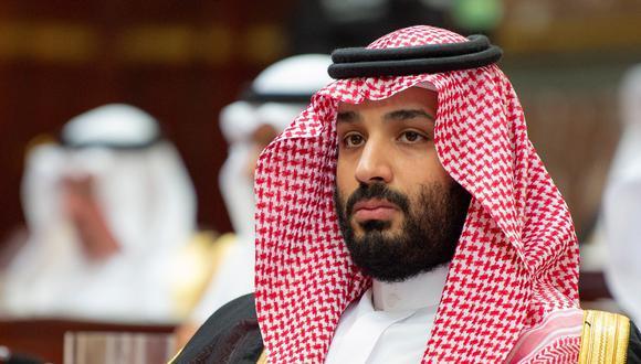 Príncipe de Arabia Saudita inicia su primera gira en plena crisis por caso Khashoggi. Foto: EFE
