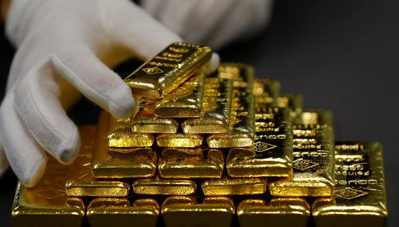El oro subía este jueves. (Foto: Reuters)