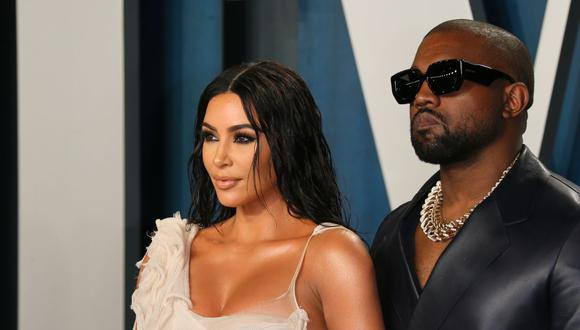 "Kanye West se inspiró en Kim Kardashian para escribir ""Lost In The World"".  (Foto: Jean-Baptiste Lacroix / AFP)"