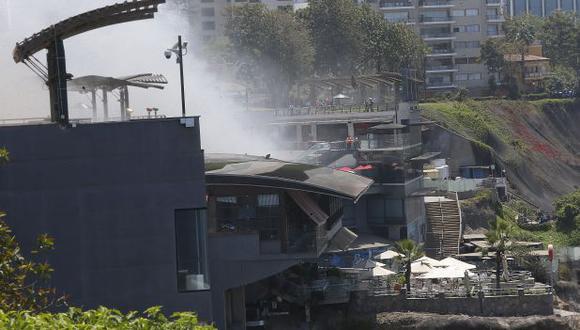 Miraflores no creará comisión para investigar incendio