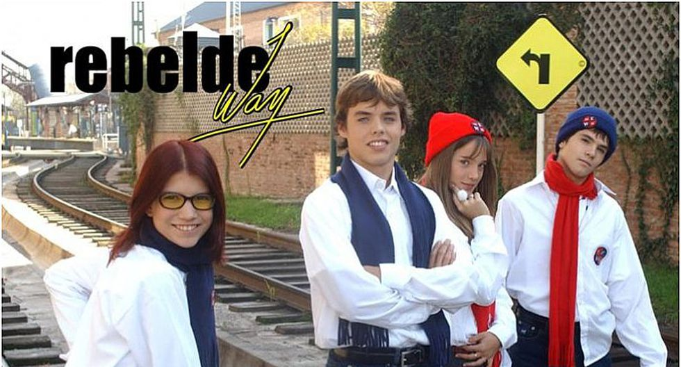Netflix estrenó Rebelde Way  (Foto: captura de video)