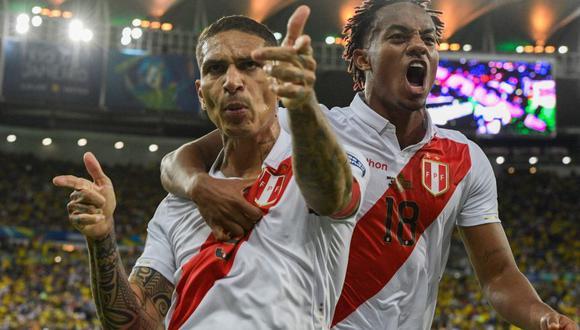 Paolo Guerrero fue el goleador de la selección en la Copa. Se espera conocer a su sucesor en los próximos años. (Foto: AFP)