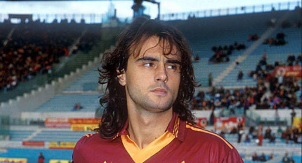 Giuseppe Giannini fue un exquisito volante que jugó, entre otros equipos, en la Roma. (Foto: Internet)