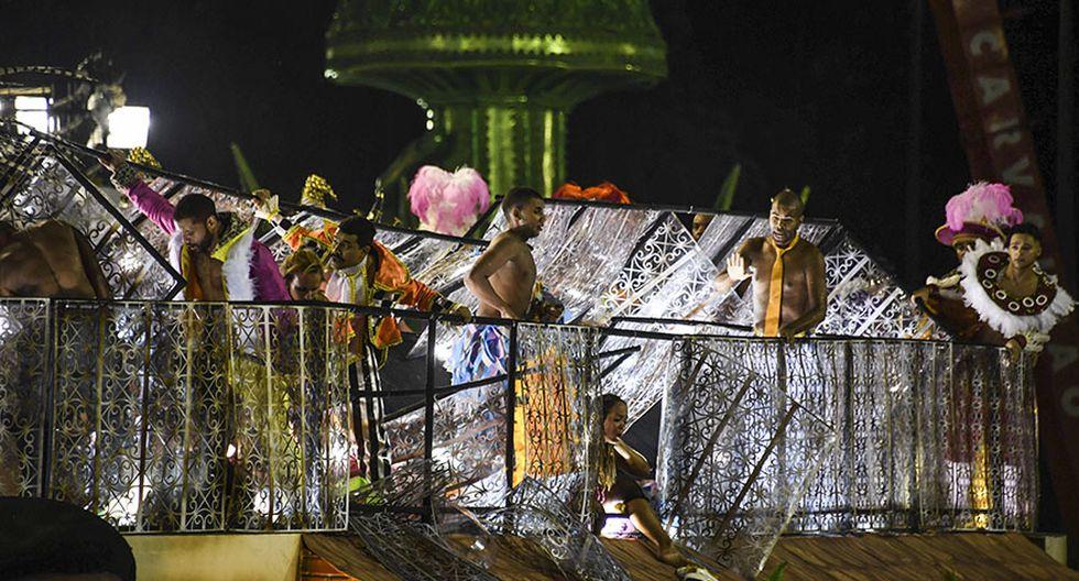 Carnaval de Río: La segunda tragedia en dos días [FOTOS] - 16
