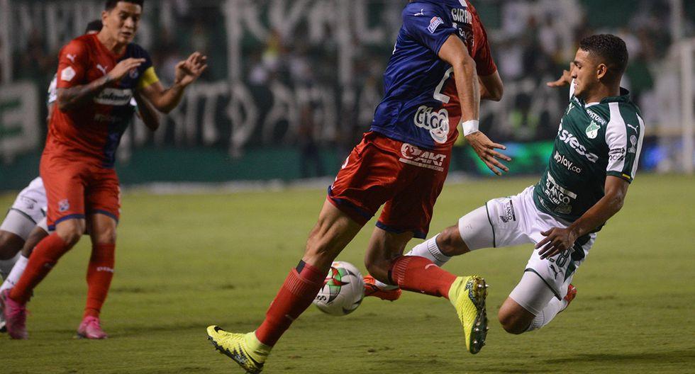 Cali e Independiente Medellín decidiránal campeón de la Copa Águila en el Atanasio Girardot.