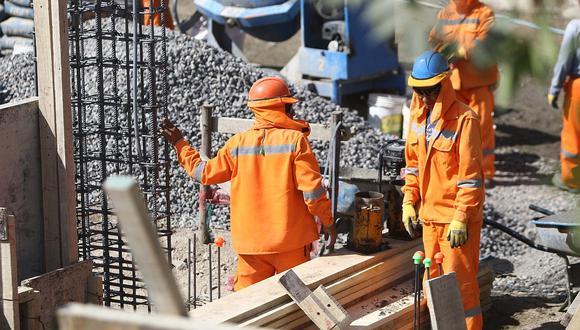 Sector construcción se desploma a causa del coronavirus