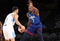 Argentina en Tokio 2020: mira el calendario de baloncesto masculino en los Juegos Olímpicos
