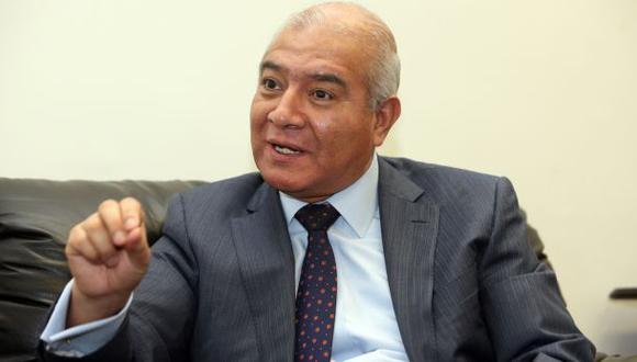 """Wilfredo Pedraza: """"Declaración de Odebrecht debe probarse"""""""