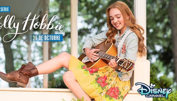 Holly Hobbie es la nueva apuesta de Disney Channel y llegará a fines de octubre.