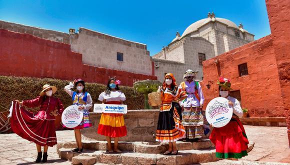 Región Arequipa se prepara para recibir a turistas como parte de la reactivación económica (Foto: Gore Arequipa).