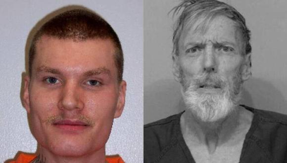 Shane Goldsby, de 26 años, asesinó a golpes a Robert Munger, quien debía cumplir una condena de 43 años. (Foto: Twitter)