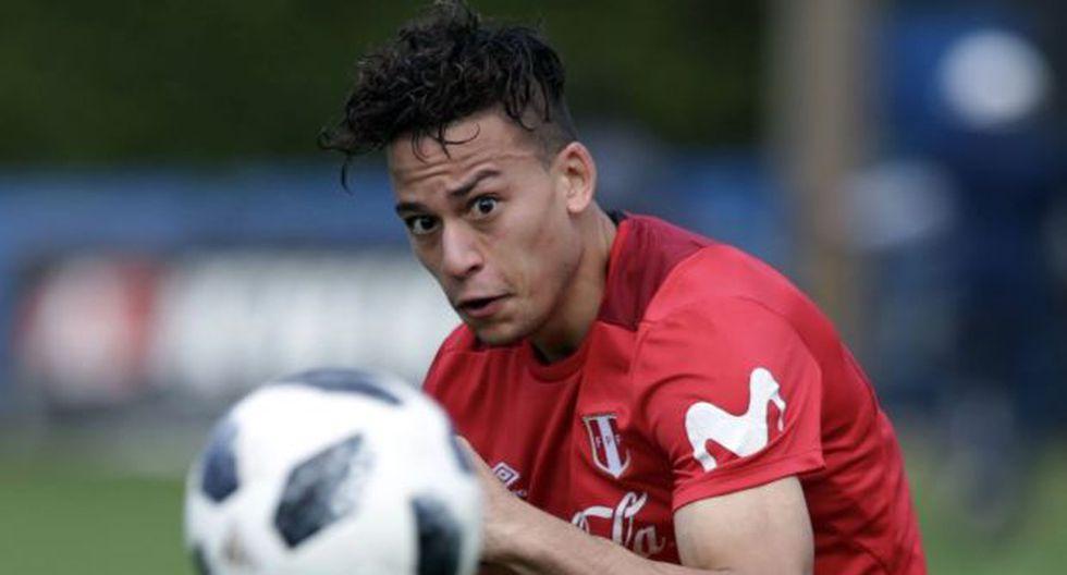 Cristian Benavente. (Foto: AFP)