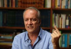 """Nano Guerra García sobre las veces que criticó al fujimorismo: """"Estuve equivocado"""""""