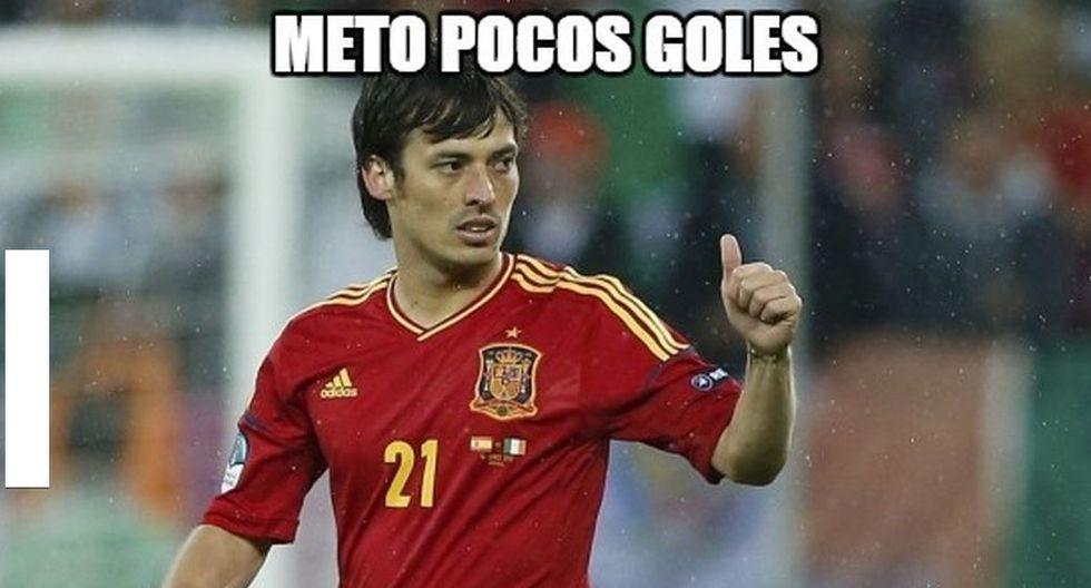 Diego Costa y los memes que generó por su primer gol con España - 13